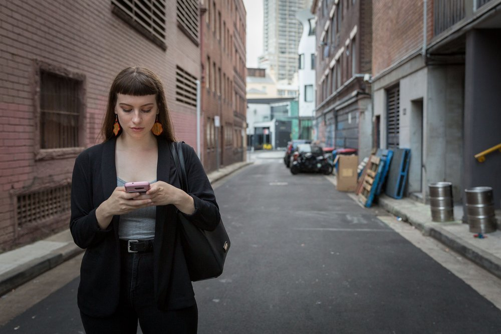 Plan International's new app is putting the power back into young wom*n's hands (Image supplied)