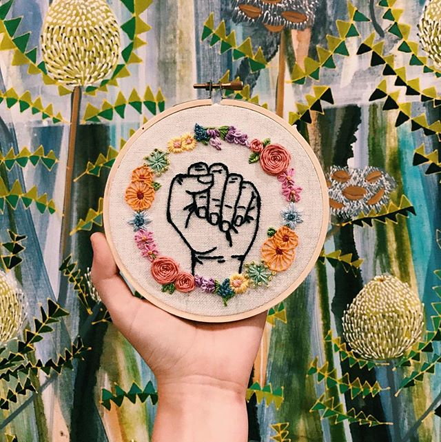 ✨💞 GALENTINE'S DAY GIVEAWAY ✨💞 Wanna score this sweet hoop from the hella creative legend that is @holyhoopz?! 🥰🙌 1️⃣ Tag someone you're showing love to this Galentine's Day 2️⃣ Make sure you're both following us & @holyhoopz 3️⃣ Enter as many times as you like!