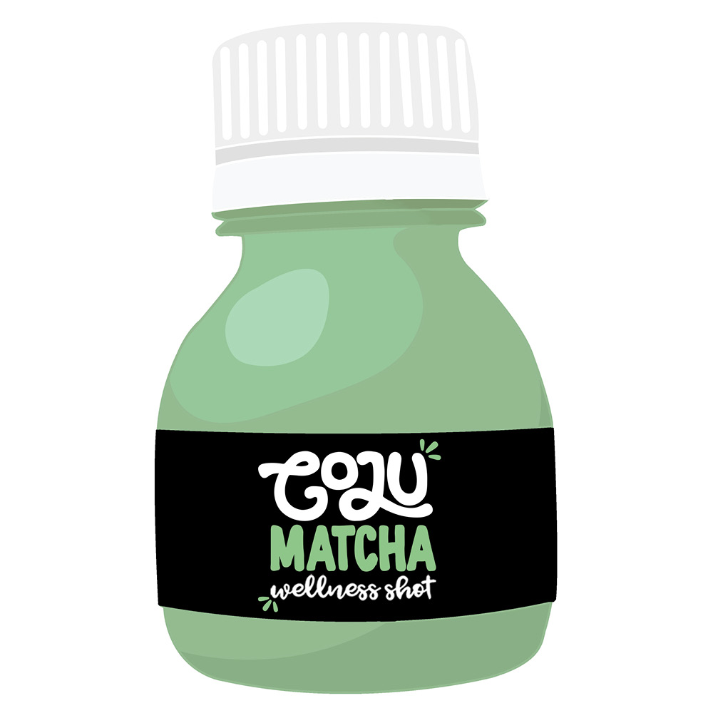 Goju Matcha coming soon...