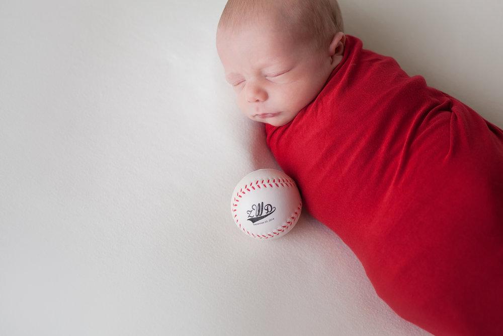 Brandon :: Newborn Photo by Jessie