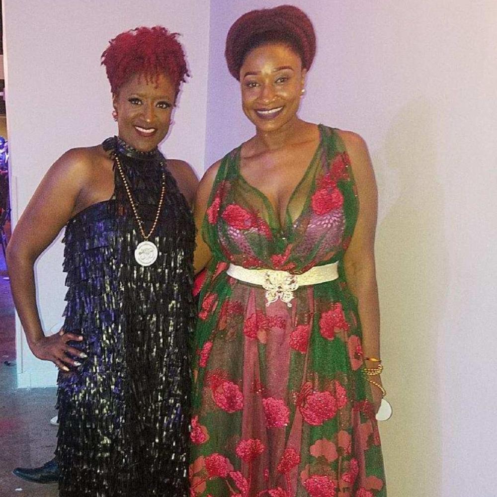 Meet Duana & Toni, duo stylist behind  @hysisdesigns   Location: Atlanta, Georgia