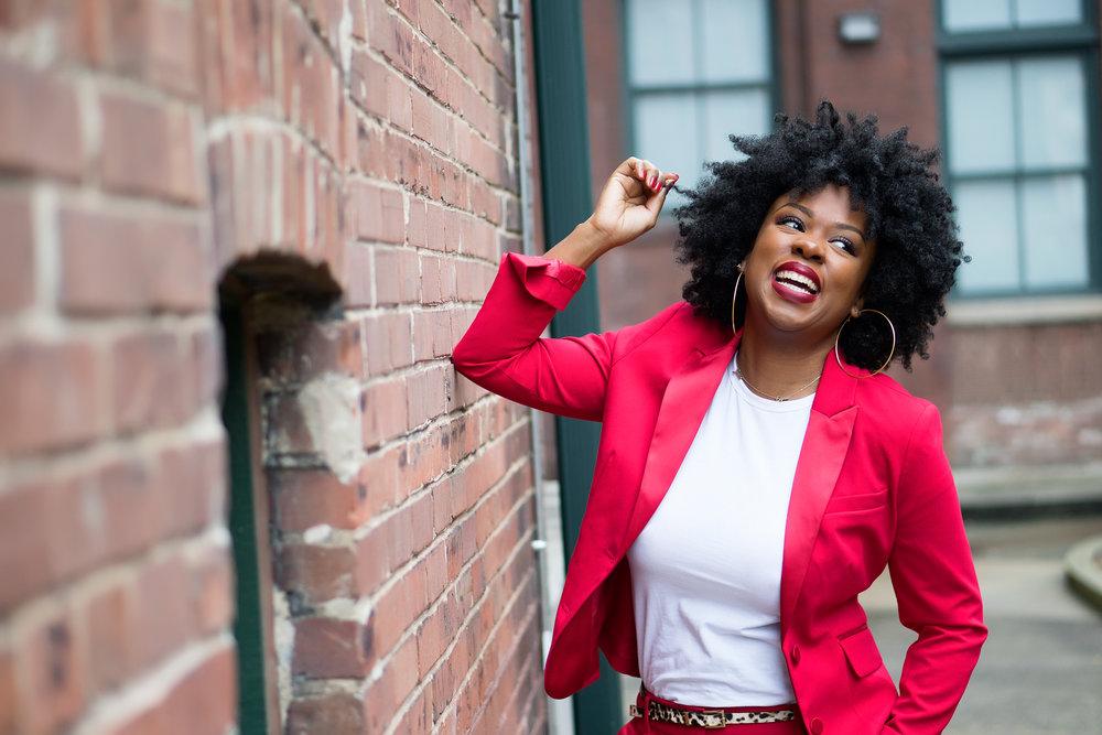 Meet Jasmin, the certified career coach behind  @  TheeWerkPlace_atl   Location: Atlanta, Georgia