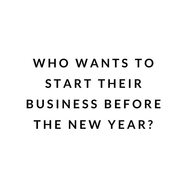 Show of hands 🙋🏽‍♀️🙋🏻‍♀️🙋🏼‍♀️🙋🏿‍♀️ and we'll put something special together for you. . . Comment a 🙋‍♀️ below if you want to start your business before the New Year 🥂 #morethanbrunch