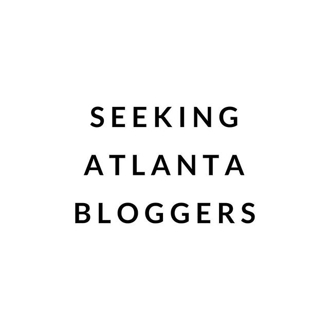 🍑 Calling Atlanta blogger babes! The Connect is 5 days away & we're looking for a few blogger babes to join us.⁣ ⁣ Plus who wouldn't want the chance to connect with @cakeandcashmere, @_thesixfigurechick_, and @pinky907? ⁣ ⁣ 👉🏾 Tag your fave ATL based blogger and if you're a blogger tag yourself! We will reach out to those considered 😘. #morethanbrunch
