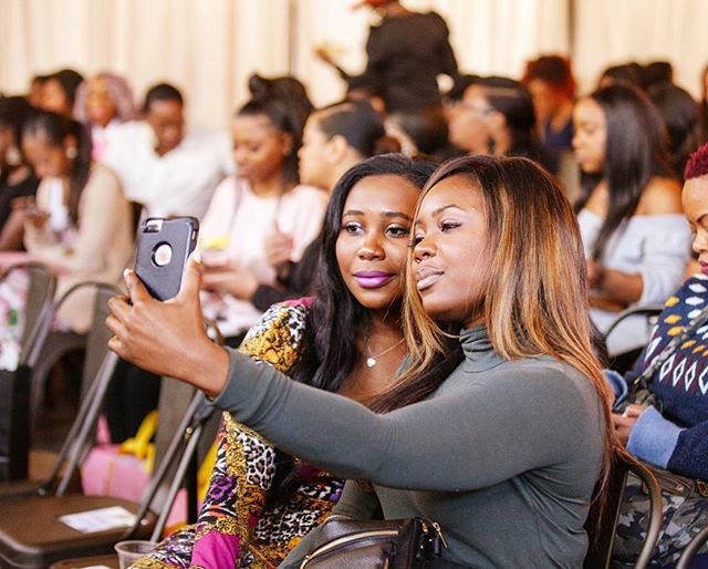 🤳🏽Hope you have your phone on you babe. Something's coming your way in just a few!  📱 Make sure you join our text list by texting BOSSBABES to 55222 #morethanbrunch