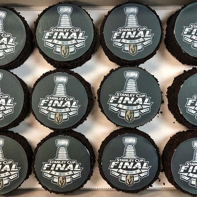 It's all about winning the next game #goknightsgo #nhlplayoffs2018 #🏒