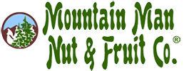 Mountain Man Nut & Fruit Co.  Serving the finest candies, chocolates, raw seeds, raw nuts, trail mixes and great gluten free snacks.