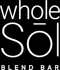Whole Sol Blend Bar  100% organic smoothie bowls, smoothies, cold-pressed juice and ernergy bites