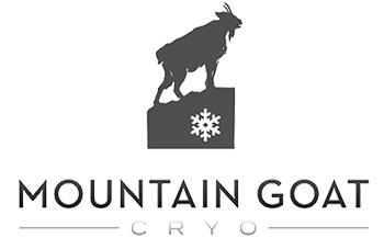 Mountain Goat Cryo  Our cryotherapy treatments can help increase performance levels, improve health, reduce inflammation, reduce fatigue and chronic pain, and improve beauty. Athletes often produce chronic and acute injuries from repetitive training and high level competition and this is where our mobile cryosauna services can help! Call today to schedule your session!