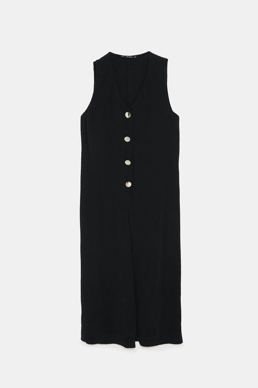 d59c12890f6 Zara Jumpsuit Black And White - Data Dynamic AG