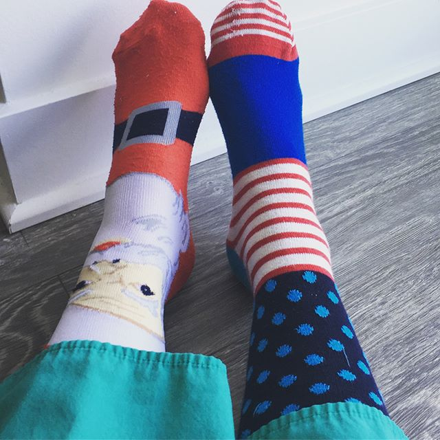 1 in 5 docs have depression. 1 in 4 have though about suicide. 1 in 50 docs have attempted suicide. Today we bring awareness to physician mental health! #CrazySocks4Docs #Socks4Docs #Wellness #Burnout