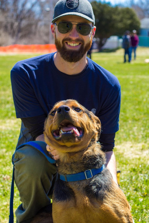 Founder of revolution canine & trainer - mark shuart