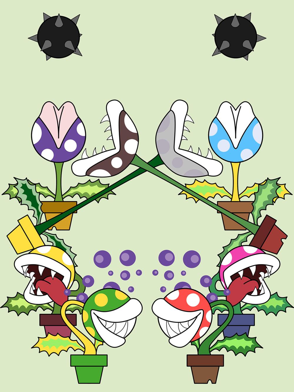 Piranha Plant Gang.png