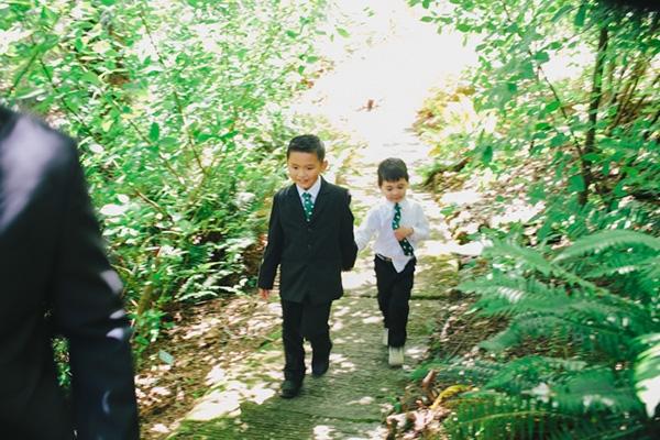 wedding kiddos
