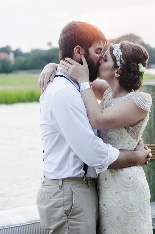 Romantic vintage boho wedding