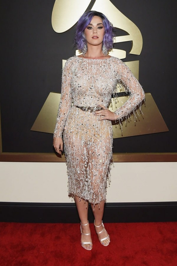 Katy Perry Grammy style