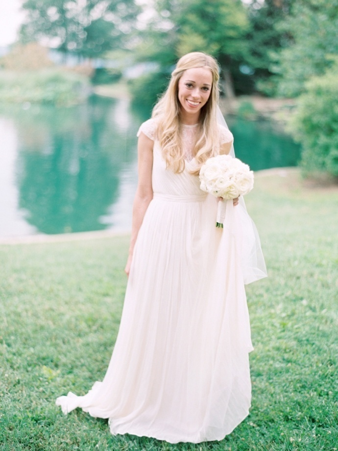 4 types of spring weddings the best spring wedding dresses for photo by clary pfeiffer via style me pretty junglespirit Images