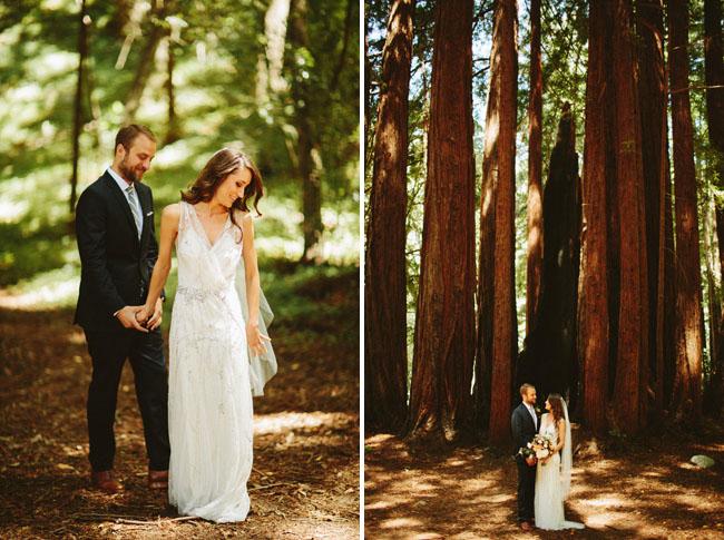 Photo by  Benj Haisch via  Green Wedding Shoes