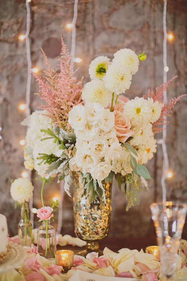 5 unique wedding centerpiece combinations that make a statement ...
