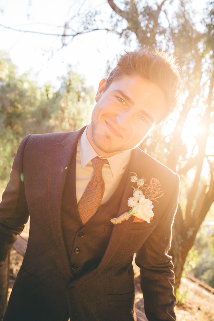 Gold Coast Goods — dapper custom groomswear for your own wedding! Love this!
