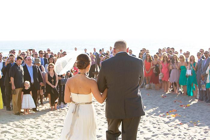 Lovely ceremony wedding photo