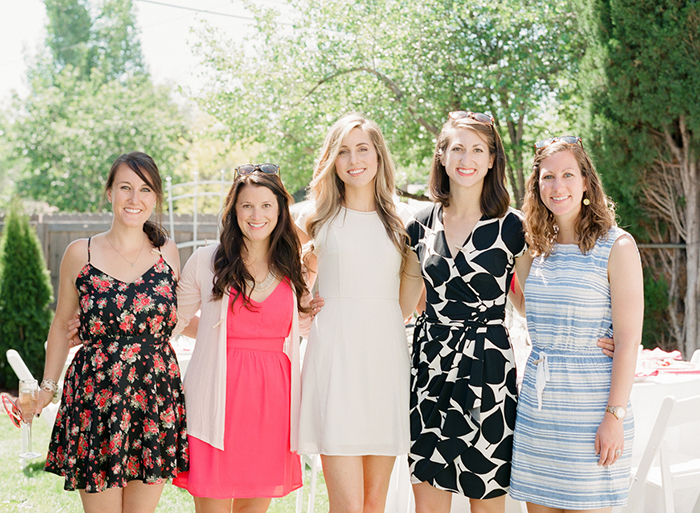 Lovely bridal shower photo and ideas