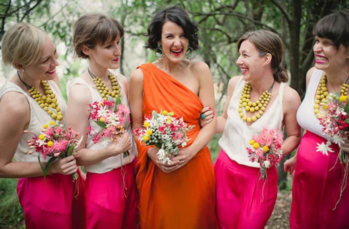 89319ad8fe3 Alternative bridesmaid style ideas that go beyond the dress ...