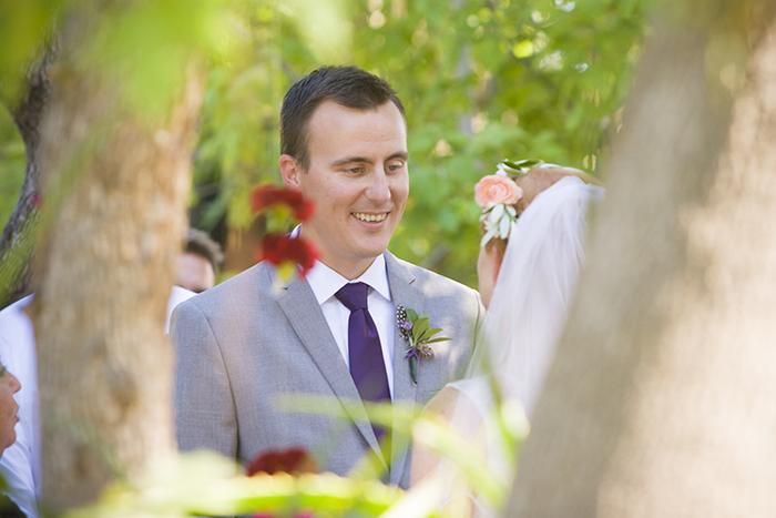 Wedding groomsmen style