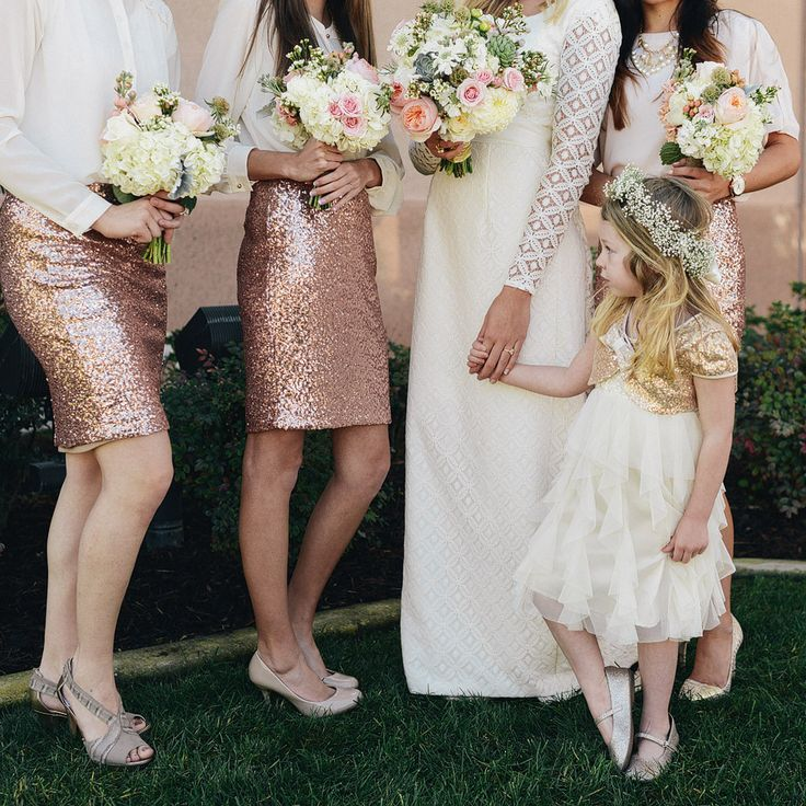 Alternative bridesmaid style ideas that go beyond the dress ...