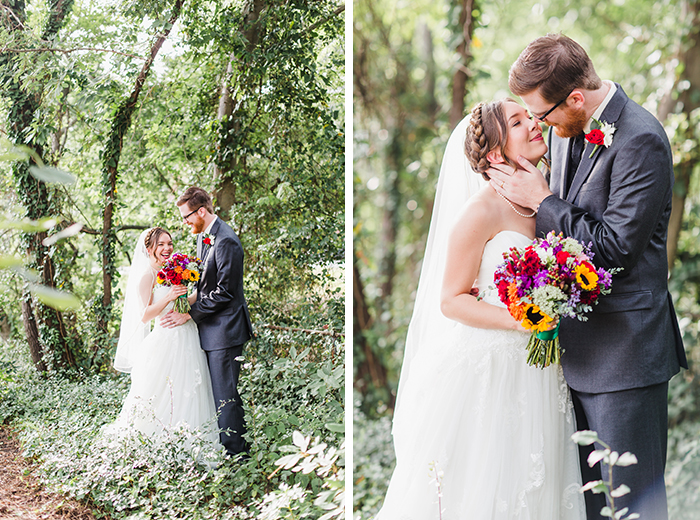 bride and groom wedding photo anne marie akins photography