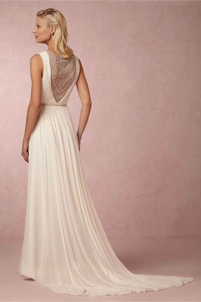 Photo by  Millie Gown BHLDN