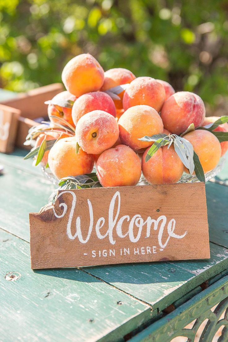 Five Ways To Incorporate Fruit Wedding Decor Into Your Big Day