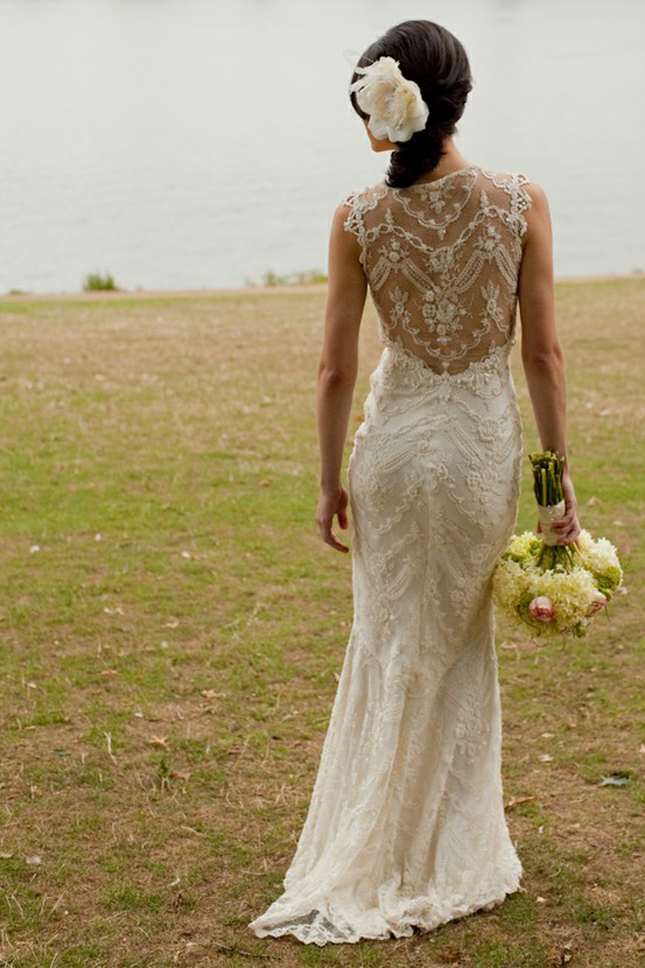 Photo by  Anne Adams Photography  via  Wedding Chicks