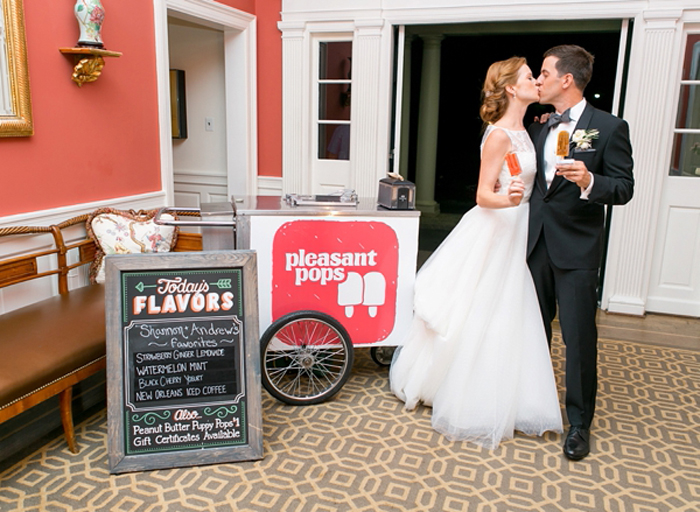 Photo by Jodi Miller via  Southern Weddings