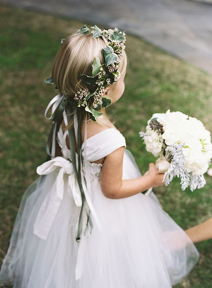 99406c78531 Tutus  An tutu-style dress is a popular choice for flower girls ...