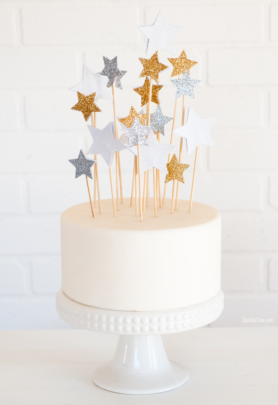 15 DIY wedding cake toppers: ideas to take your budget wedding cake ...
