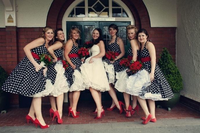 Photo by  Assassynation Photography via Boho Weddings