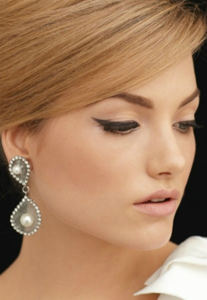 Bold wedding makeup ideas