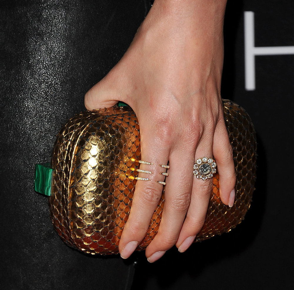 22 Jaw Dropping Celebrity Engagement Rings