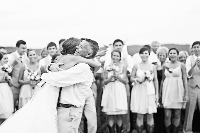 Photo by Robyn van Dyke via  Southern Weddings