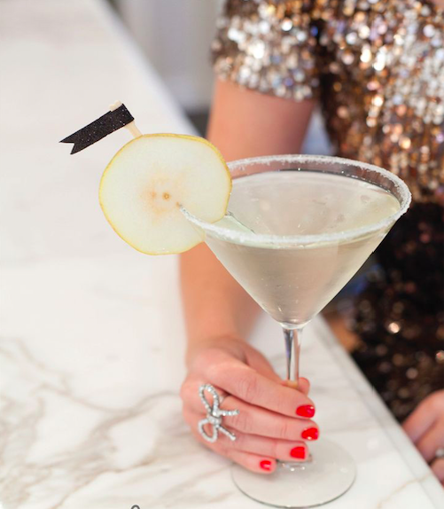 Photo by  French Pear Martini