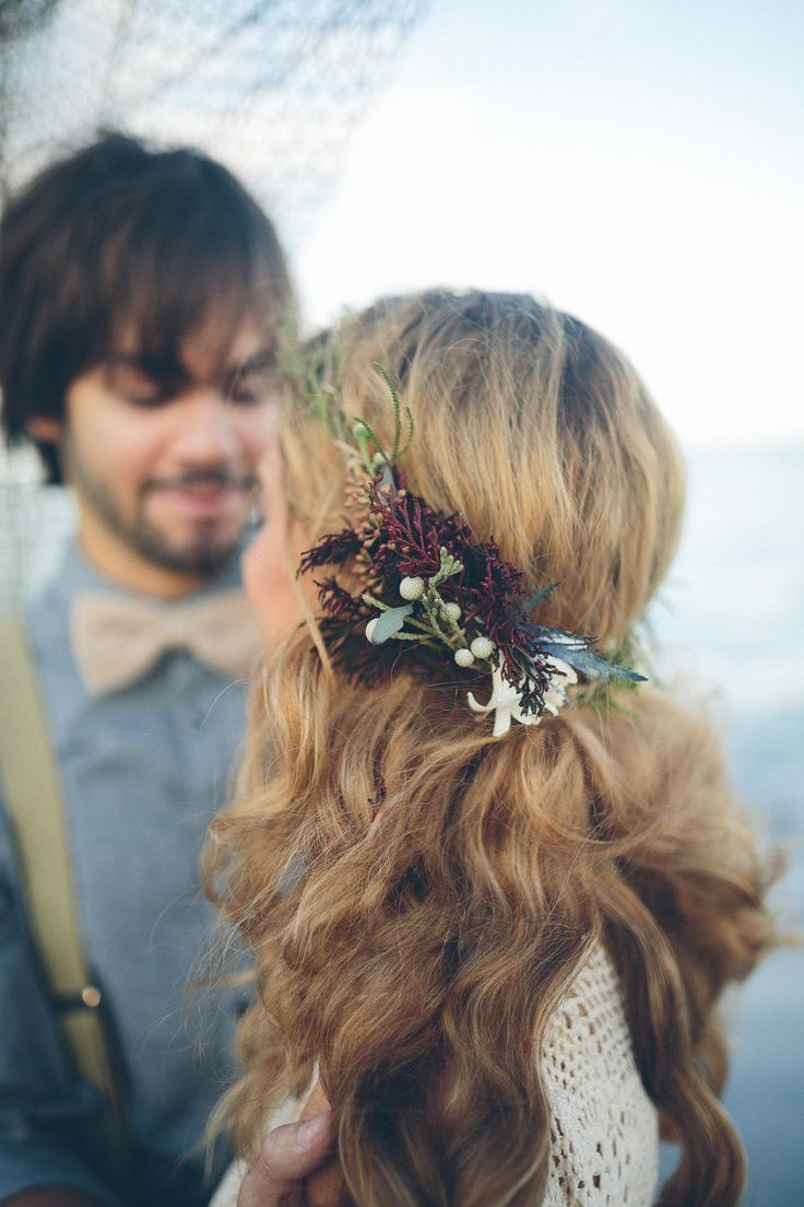 21 Fall Flower Crown Ideas Inspiration For Boho Brides Wedpics Blog