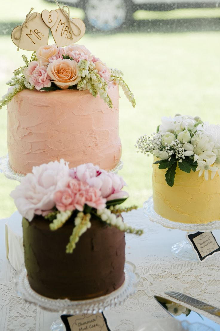 4 untraditional wedding cake ideas for a unique dessert table ...