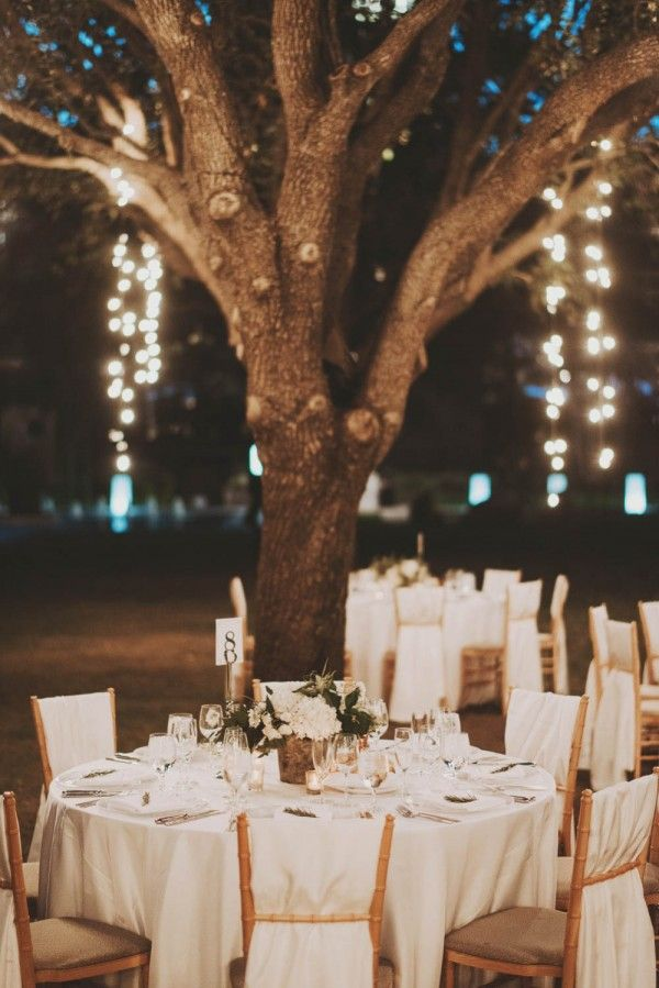 Photo by  Nessa K Photography  via  Junebug Weddings