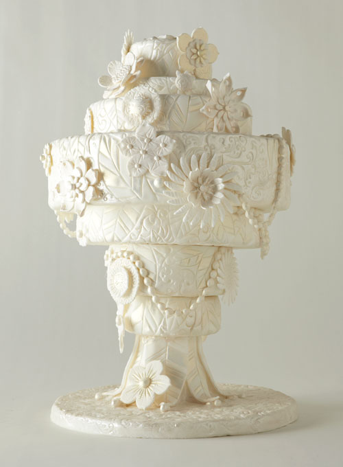 have your cake and eat it too wedding cake all white wedding cake pearl wedding cake classic wedding cake wedding ideas unique wedding cakes beautiful wedding cake wedding party blog