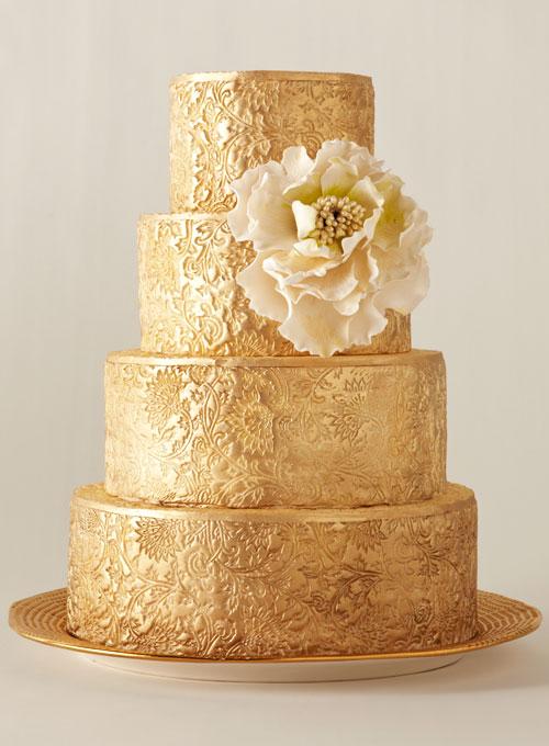 10 Beautiful and Unique Wedding Cakes — Wedpics Blog