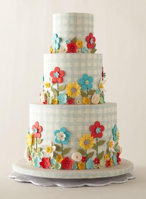 10 Beautiful And Unique Wedding Cakes Wedpics Blog