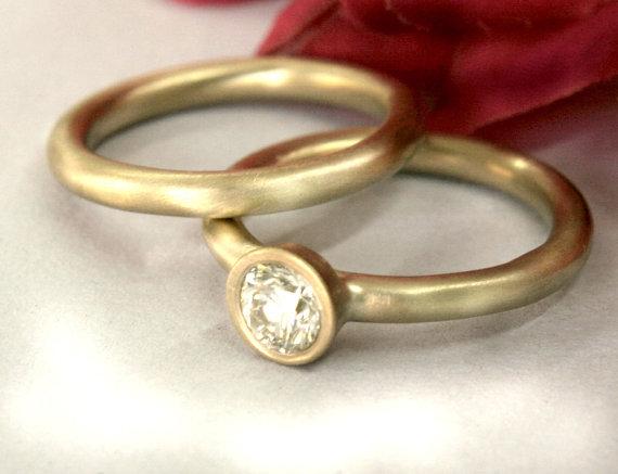 Etsy Ring Eco Friendly Diamond Ring Unique Wedding Band Unique Engagement  Ring Wedding Party Blog