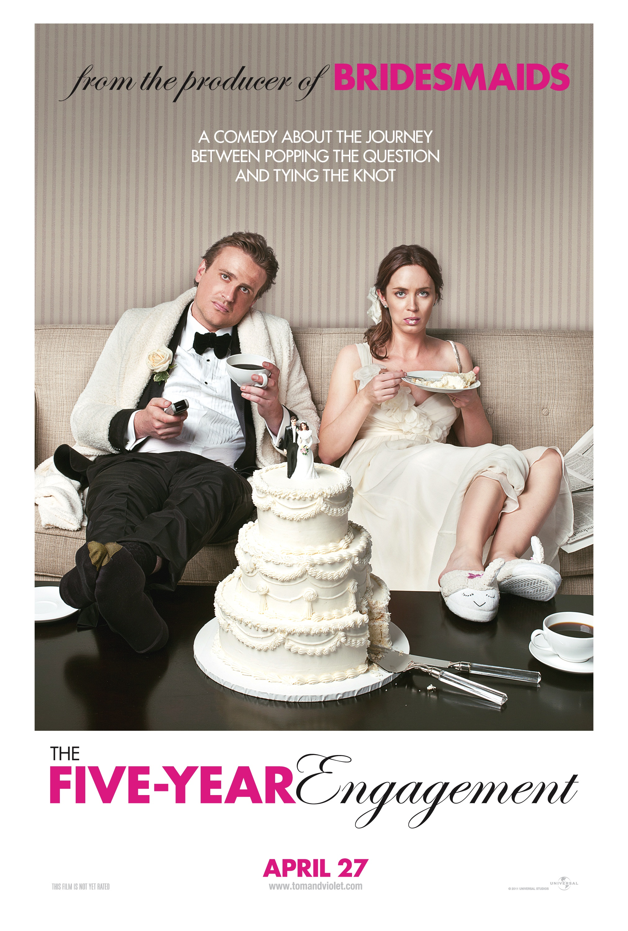 Monday Morning Movie Pick: The Five-Year Engagement — Wedpics Blog