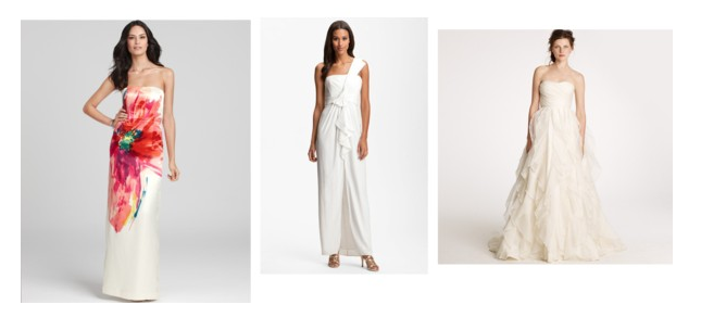 Wedding Dress Style Guide for Second-Time & Third-Time Brides ...